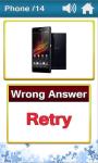 Quiz Logo: Smartphones screenshot 4/6