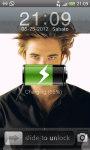 Edward Cullen Iphone go Locker XY screenshot 2/3
