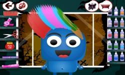 Monster Hair Salon - Game screenshot 2/5