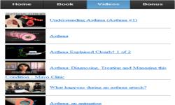 Asthma Info App screenshot 3/3