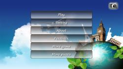 Around world puzzle screenshot 1/5