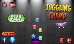 Juggling Champ screenshot 1/6