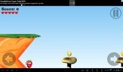 Strawberry Jump screenshot 2/5