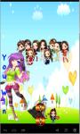 Bubble Girls SNSD screenshot 2/3