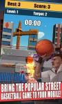 Flick Basketball Shooting screenshot 2/4