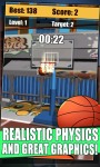 Flick Basketball Shooting screenshot 3/4