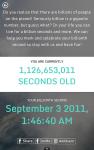 My Billion Birthday screenshot 2/2