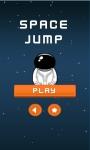 Space Jump Fat Cosmonaut screenshot 1/2