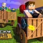 Blocky Cars  screenshot 3/3