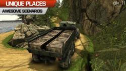 Truck Driver 3D Offroad screenshot 1/3
