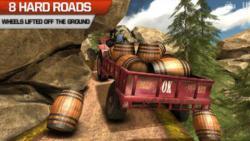 Truck Driver 3D Offroad screenshot 3/3