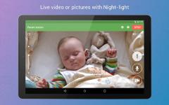 Babyphone 3G active screenshot 1/6