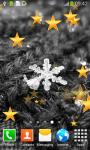 Snowflake Live Wallpapers Best screenshot 6/6
