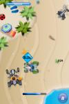 4 Wheel Motorcycle Racing Gold screenshot 3/5