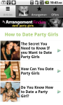 How to Date REAL Party GIrls screenshot 2/2