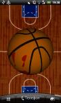 Basketball 3D Live Wallpaper screenshot 5/6