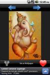 Lord Ganesha Wallpaper screenshot 2/3