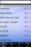 Radio Honduras Live screenshot 1/1