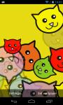 Cute Kitty Live Wallpaper free screenshot 1/6