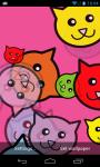 Cute Kitty Live Wallpaper free screenshot 3/6