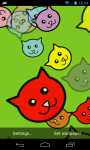 Cute Kitty Live Wallpaper free screenshot 4/6