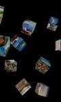 Flying Photo Cubes screenshot 1/2