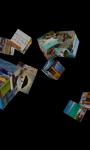 Flying Photo Cubes screenshot 2/2