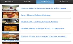 Baked Chicken screenshot 3/3