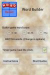 Word Builder screenshot 1/6