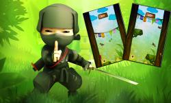 Tree Ninja Runner screenshot 1/4