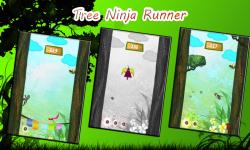 Tree Ninja Runner screenshot 2/4