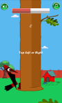 Woodpecker Backyard Woodcutter screenshot 2/4