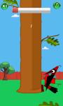 Woodpecker Backyard Woodcutter screenshot 3/4