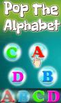 Pop The Alphabet screenshot 1/1