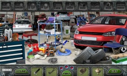 Free Hidden Object Games - Car Service screenshot 3/4