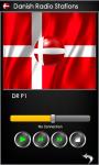 Danish Radio Stations screenshot 3/4