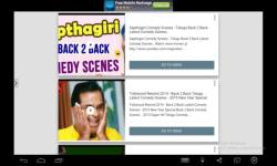 Telugu Comedy Scenes- HD screenshot 1/6