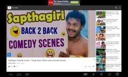 Telugu Comedy Scenes- HD screenshot 2/6