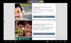 Telugu Comedy Scenes- HD screenshot 3/6