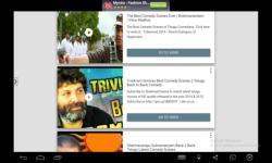 Telugu Comedy Scenes- HD screenshot 4/6