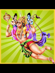 Hanuman Rescue Sita Mata screenshot 2/3