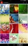 Holiday Wallpapers Christmas screenshot 2/6