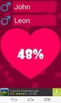 love calculator 2016 screenshot 6/6
