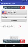 Optimal Lottery Picker screenshot 1/2