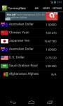 Currency Rate screenshot 4/4