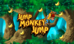 Jump Monkey Jump - Free screenshot 1/3