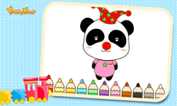 Panda painting 1 screenshot 1/5