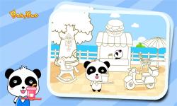 Panda painting 1 screenshot 5/5