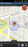 Euro 2012 Live Ticker and Fan Map Chat screenshot 4/6