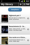 BinibookApp screenshot 1/5